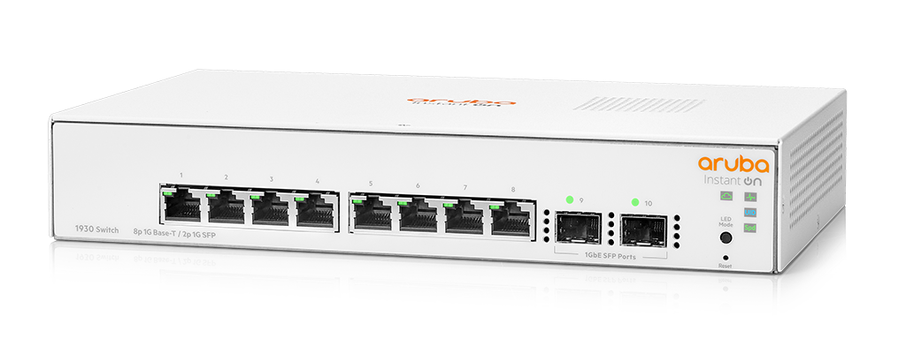 Aruba Instant on 1930 series switches JL680A