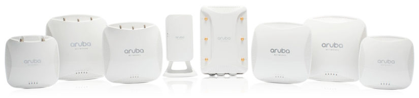 Go all-wireless with Aruba Instant