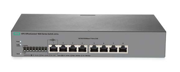 HPE OfficeConnect 1820-8G Switch #J9979A