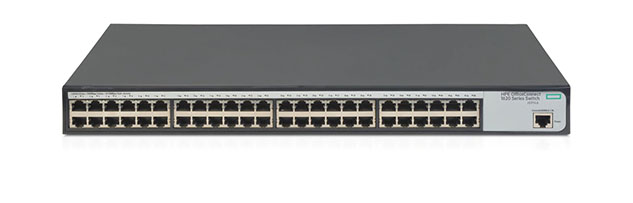 HPE OfficeConnect 1620-48G Switch #JG914A