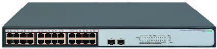 >HPE OfficeConnect 1420-24G-2S Switch #JH018A