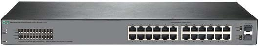 HPE OfficeConnect 1920S 24G 2SFP Switch #JL381A