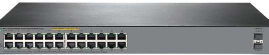 HPE OfficeConnect 1920S 24G 2SFPPoE+ 370W Switch #JL385A