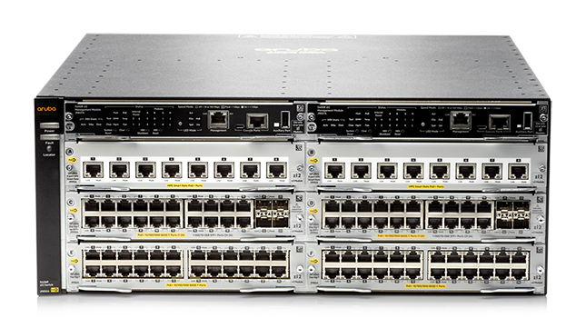 Aruba 5400R Series Switches