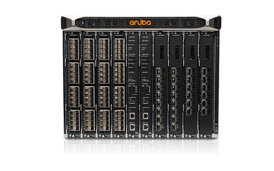 Aruba 8400 Series Switches