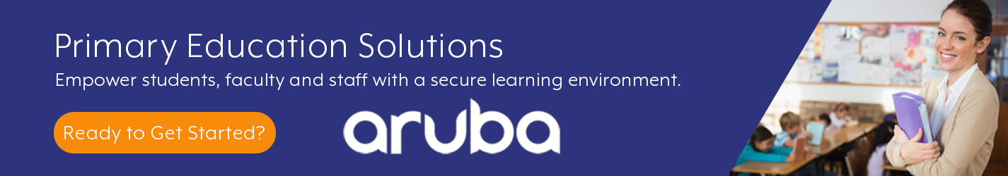 Aruba Primary Education Products